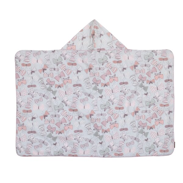 Arden Percale 100% Cotton Bath Towel by DwellStudio